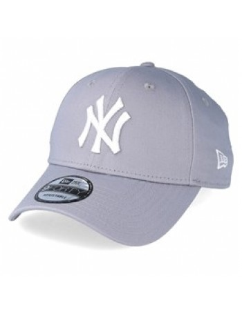 New Era 9Forty Curved cap (940) NY New York Yankees Kids - Grey