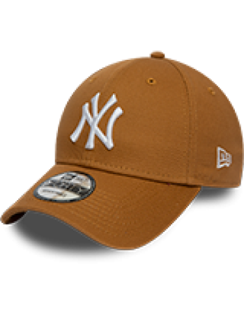 New Era 9Forty League Essential (940) NY Yankees - Beige