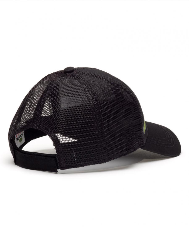 ae223a0e0259 Lacoste pet - Trucker cap - black