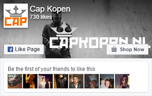 CapKopen.nl Facebook